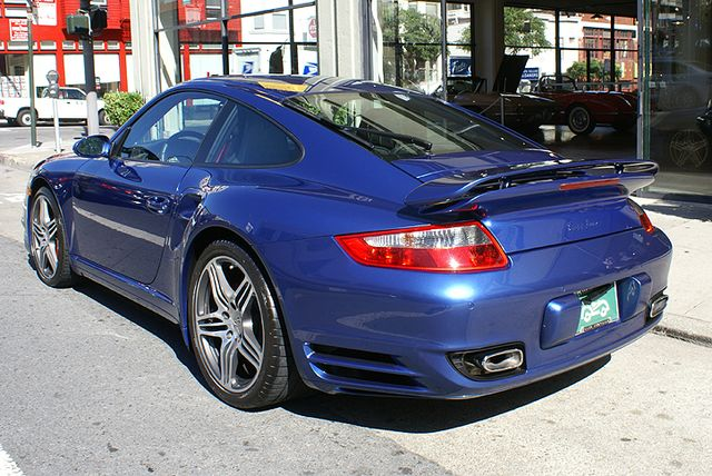 Used 2008 Porsche Turbo