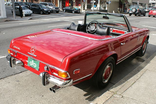 Used 1970 Mercedes Benz 280SL