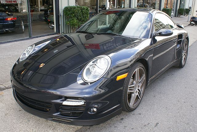 Used 2007 Porsche Turbo