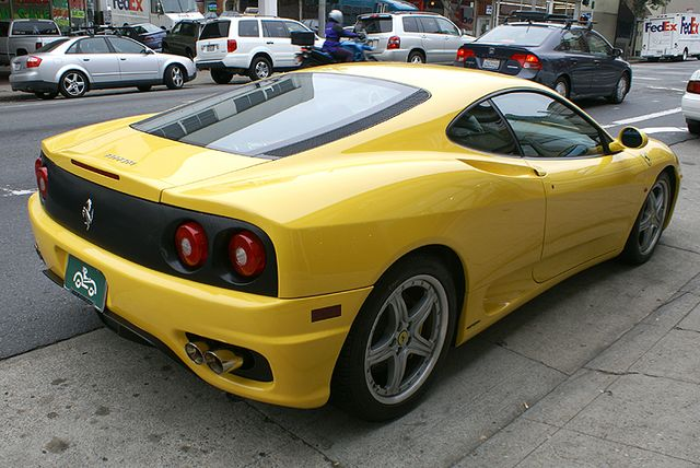 Used 2002 Ferrari 360 F1