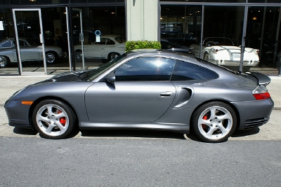 Used 2001 Porsche 911 Turbo