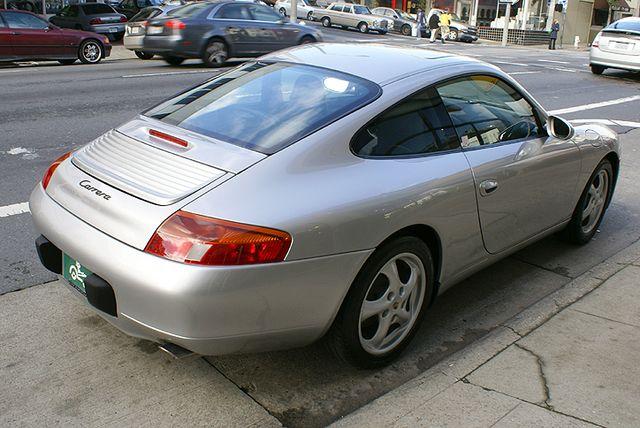 Used 1999 Porsche Carrera Coupe