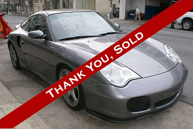 Used 2002 Porsche Turbo