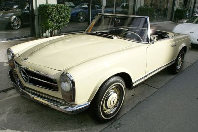 Used 1965 Mercedes Benz 230SL