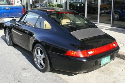 Used 1997 Porsche CARRERA