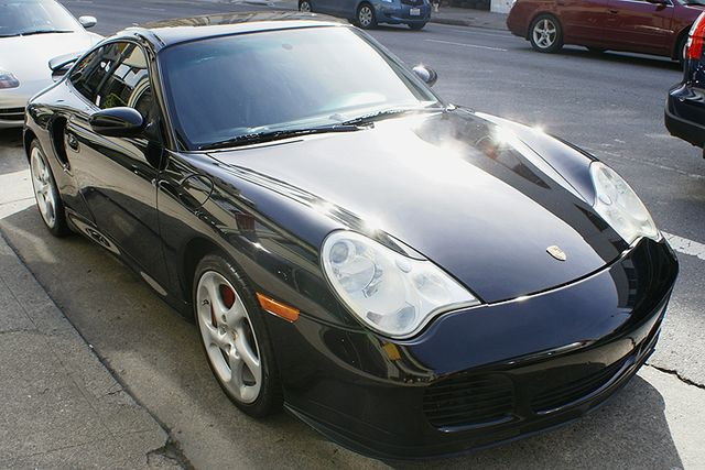 Used 2003 Porsche 911 Twin Turbo