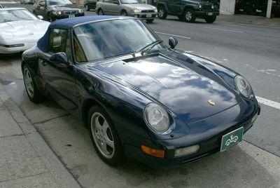 Used 1998 Porsche Carrera Cabriolet