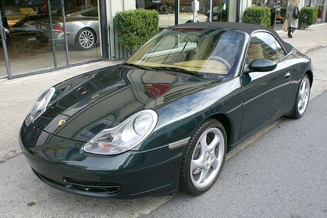 Used 2000 Porsche Carrera Cabriolet