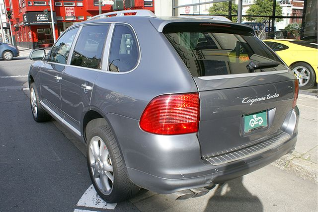 Used 2004 Porsche Cayenne Twin Turbo