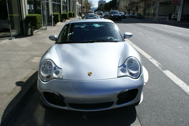 Used 2001 Porsche 911 TWIN TURBO