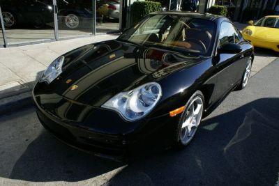 Used 2003 Porsche Carrera Targa