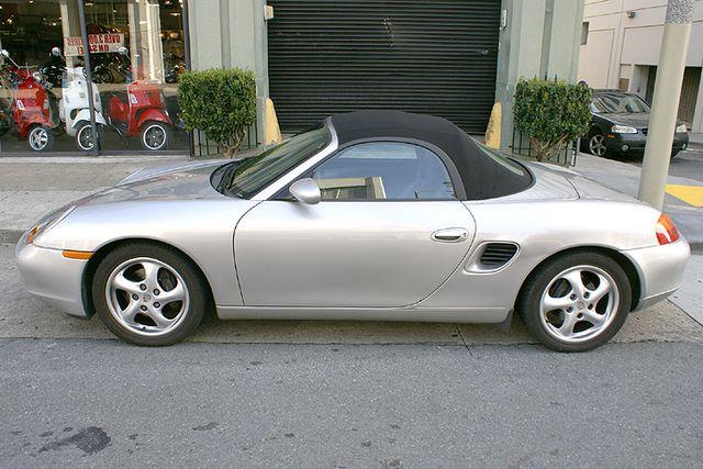 Used 1998 Porsche Boxster