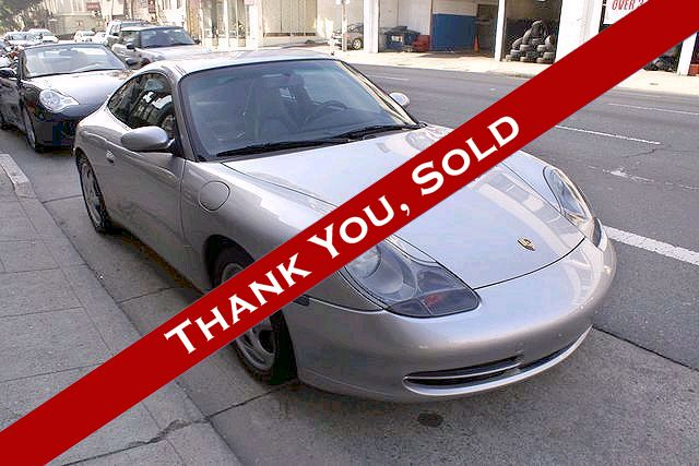 Used 1999 Porsche Carrera Coupe