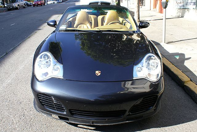 Used 2004 Porsche Carrera Turbo Cabriolet