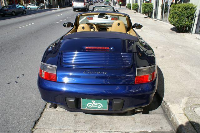 Used 2001 Porsche Carrera Cabriolet