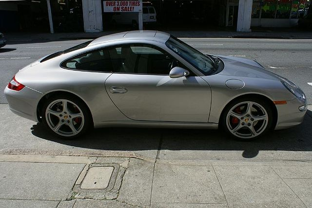 Used 2008 Porsche Carrera S