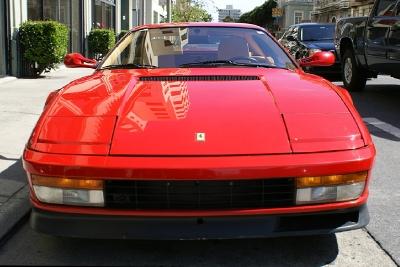 Used 1987 Ferrari Testarossa