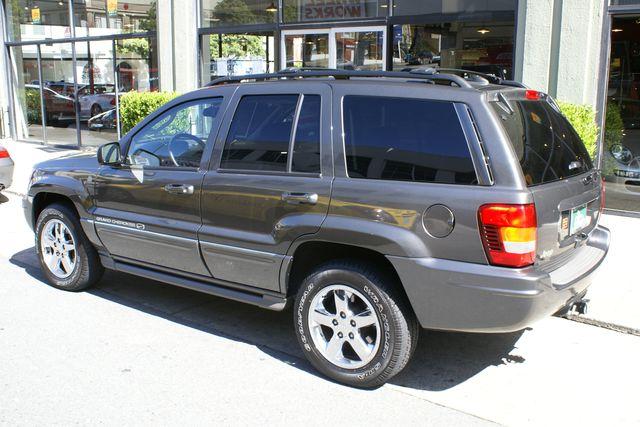 Used 2004 Jeep Grand Cherokee Overland