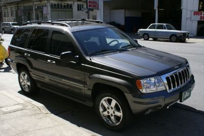 Used 2004 Jeep Grand Cherokee - Overland
