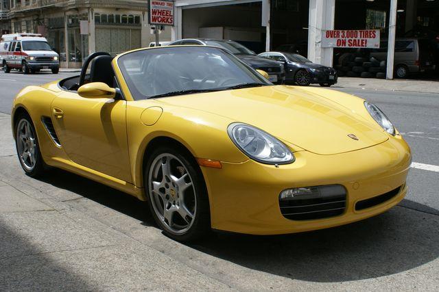Used 2006 Porsche Boxster S