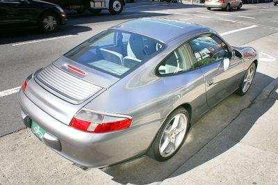 Used 2002 Porsche Carrera 2