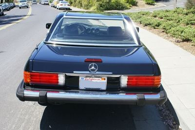 Used 1989 Mercedes Benz 560SL