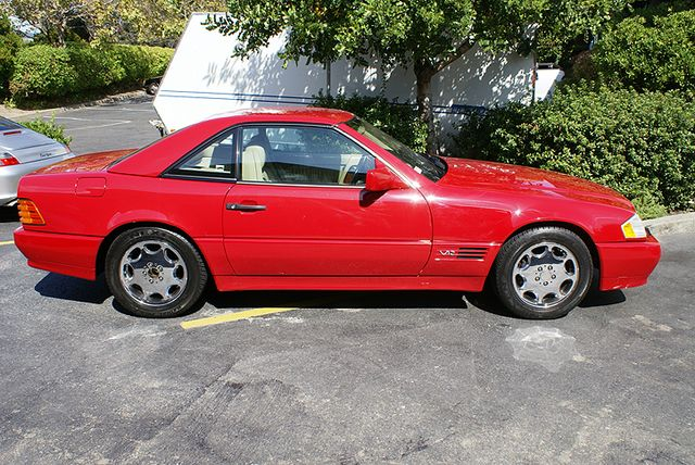 Used 1995 Mercedes Benz SL600
