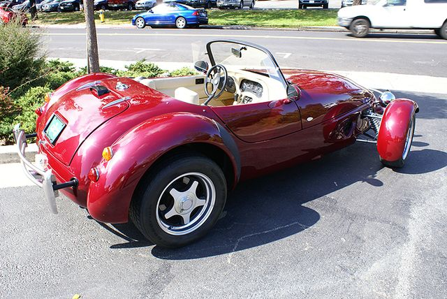 Used 1993 Panoz Roadster