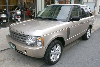 Used 2003 Land Rover Range Rover HSE