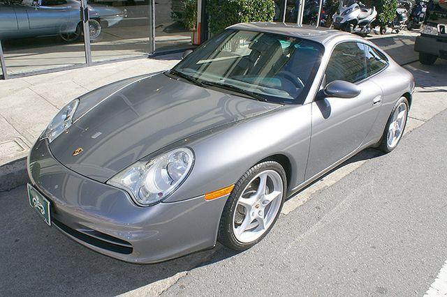 Used 2002 Porsche Carrera