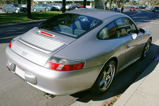 Used 2004 Porsche 40 Anniversary 911