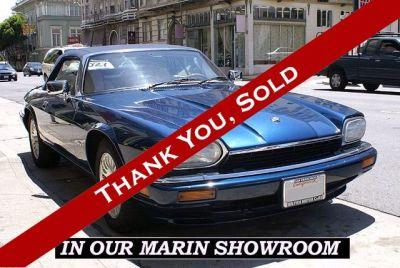 Used 1996 Jaguar XJS