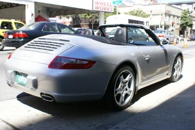 Used 2006 Porsche 911 Cabriolet