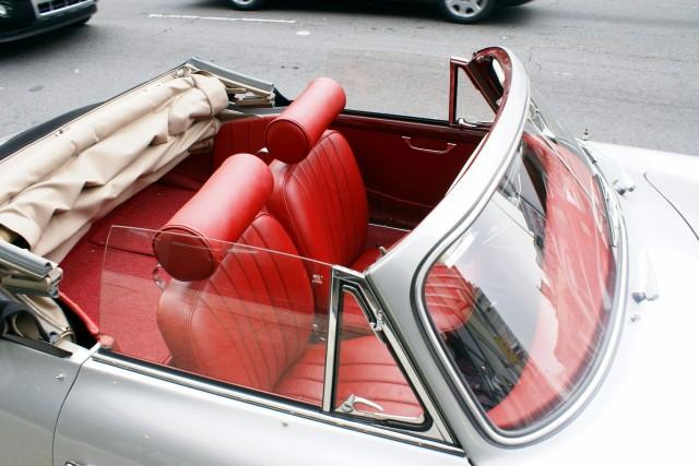 Used 1961 Porsche 356 B Cabriolet