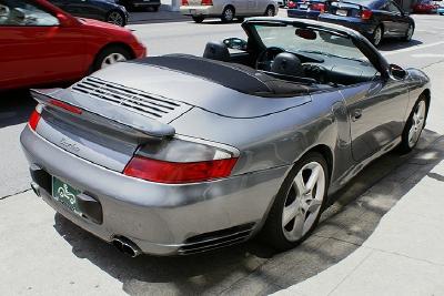 Used 2004 Porsche 911 Turbo Cabriolet Turbo