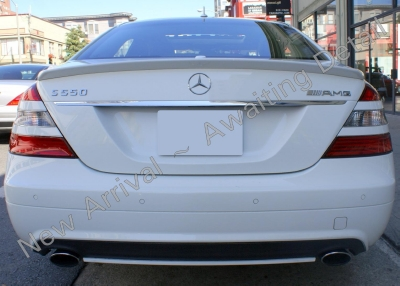 Used 2007 Mercedes Benz S Class S550 AMG Package