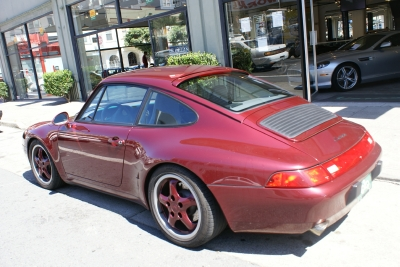 Used 1997 Porsche 911 Carrera