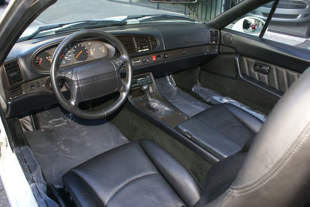 Used 1994 Porsche 968 Cabriolet