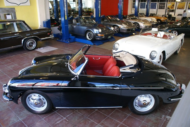 Used 1960 Porsche 356 B Roadster