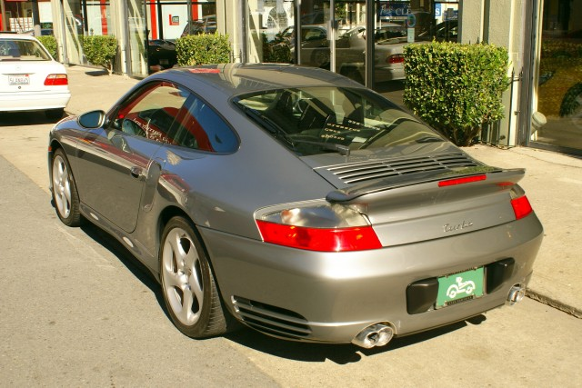Used 2004 Porsche 911 Turbo X 50