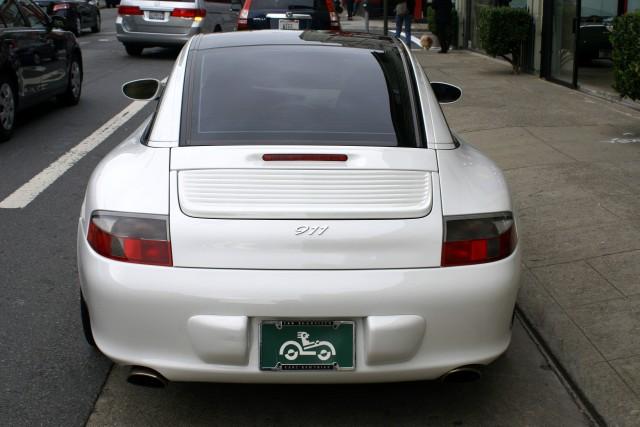 Used 2002 Porsche 911 Targa