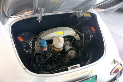 Used 1963 Porsche 356 B Karmann Coupe