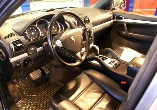 Used 2004 Porsche Cayenne Turbo