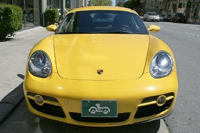 Used 2007 Porsche Cayman