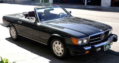 Used 1987 Mercedes Benz 560SL
