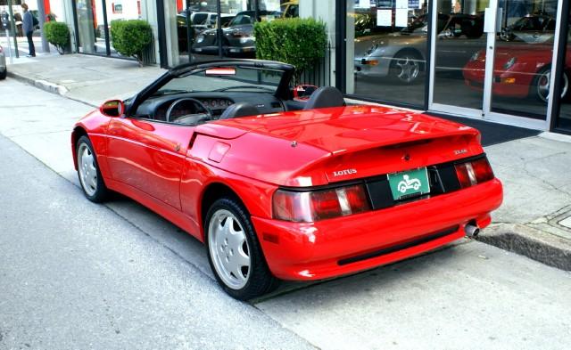 Used 1991 Lotus Elan SE