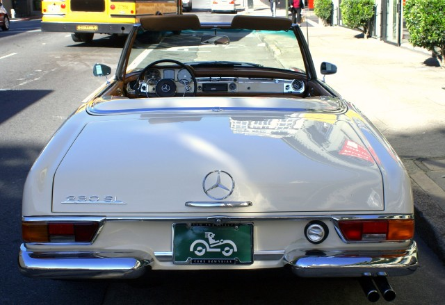 Used 1963 Mercedes Benz 230SL