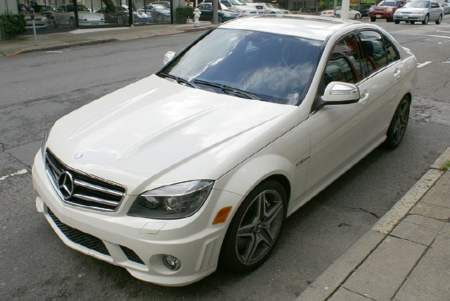 Used 2009 Mercedes Benz C63 AMG