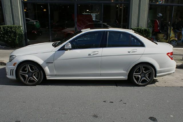 Used 2009 Mercedes Benz C63 AMG
