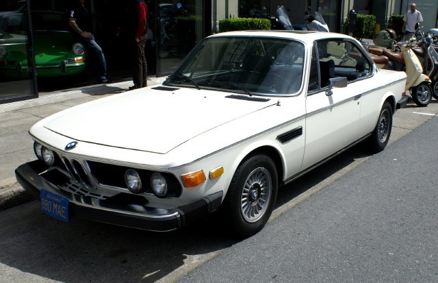 Used 1974 BMW 30CSa